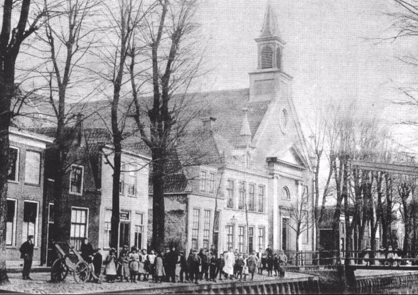STADSONTWIKKELING HUMMELHOEK HISTORISCH_1 Edamse School